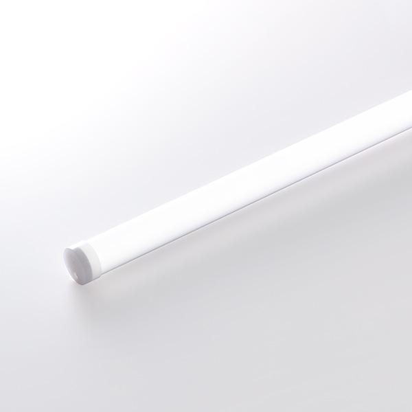 ◎プリンス LED棚照明器具 ディーライン 冷ケース用照明 Nシリーズ Cタイプ 全長582mm 演色LED NEX 鮮魚・青果用 NR582NEX/24C ※受注生産品