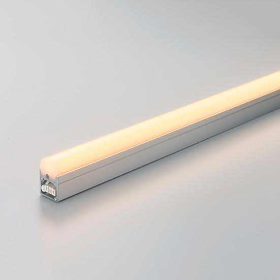 2020春夏新作 送料無料 ※一部地域を除く DNライティング LED棚照明器具 DNLED's コンパクト型LED間接照明器具 SCF-LED-APD 激安通販販売 電球色 SCF-LED1139L24-APD 光源一体型 ※受注生産品 調光兼用型 2400K 本体寸法1139mm