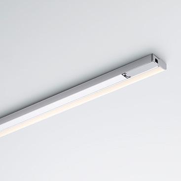 ◎DNライティング LED棚照明器具 DNLED's LEDたなライト TA-LED 全長1272mm 白色 TA-LED1272W