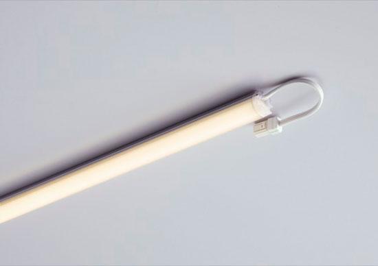 ◎DNライティング LED棚照明器具 LEDたなライト TFL-LED 全長1148mm 温白色 TFL-LED1148WW