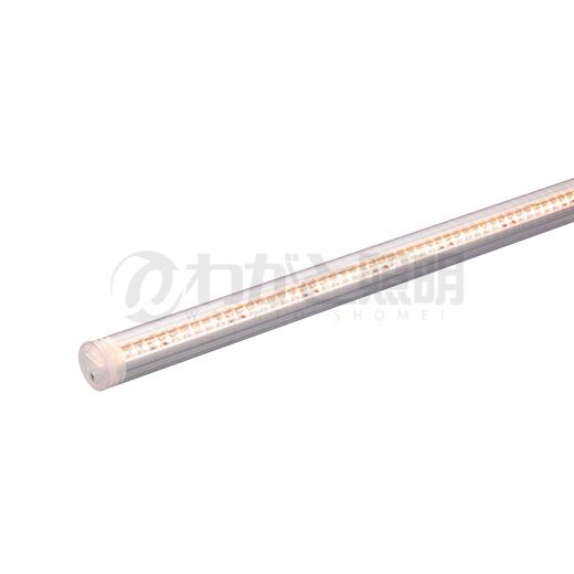 ◎DNライティング 冷蔵・冷凍ケース照明用LEDモジュール CLED2 -30~+25℃用 電源装置別売 透明パイプ IP65 本体寸法1906mm 電球色(3000K) CLED2-1906VL30 ※受注生産品:わがと照明
