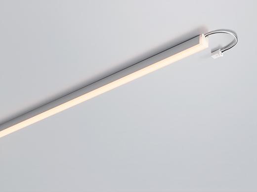 【送料無料】※一部地域を除く  DNライティング LED棚照明器具 棚下・間接照明用LEDモジュール XC-LED2 電源装置別売 エクストリーム コンパクト 本体1581mm 温白色 3500K XC-LED2-1581WW-MG ※受注生産品