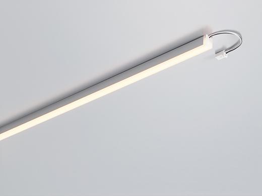 【送料無料】※一部地域を除く  DNライティング LED棚照明器具 棚下・間接照明用LEDモジュール XC-LED2 電源装置別売 エクストリーム コンパクト 本体1756mm 白色 4200K XC-LED2-1756W-MG ※受注生産品