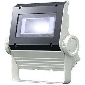 ◎岩崎 LEDioc FLOOD NEO(レディオック フラッド ネオ) LED投光器 30クラス 超広角タイプ 昼光色(6500K)タイプ 本体色:ホワイト LED一体形 ECF0395D/SAN8/W