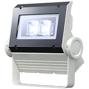 ◎岩崎 LEDioc FLOOD NEO(レディオック フラッド ネオ) LED投光器 30クラス 中角タイプ 昼白色(5000K)タイプ 本体色:ホワイト LED一体形 ECF0397N/SAN8/W