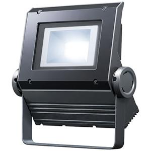 ◎岩崎 LEDioc FLOOD NEO(レディオック フラッド ネオ) LED投光器 90クラス 超広角タイプ 電球色(2700K)タイプ 本体色:ダークグレイ LED一体形 ECF0995L/SAN8/DG