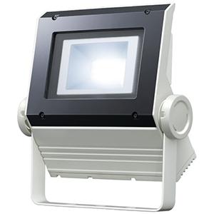 ◎岩崎 LEDioc FLOOD NEO(レディオック フラッド ネオ) LED投光器 90クラス 超広角タイプ 白色(4000K)タイプ 本体色:ホワイト LED一体形 ECF0995W/SAN8/W