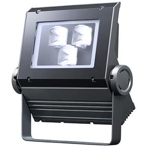 ◎岩崎 LEDioc FLOOD NEO(レディオック フラッド ネオ) LED投光器 90クラス 広角タイプ 昼白色(5000K)タイプ 本体色:ダークグレイ LED一体形 ECF0996N/SAN8/DG