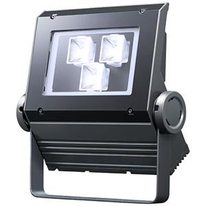 ◎岩崎 LEDioc FLOOD NEO(レディオック フラッド ネオ) LED投光器 90クラス 中角タイプ 昼白色(5000K)タイプ 本体色:ダークグレイ LED一体形 ECF0997N/SAN8/DG