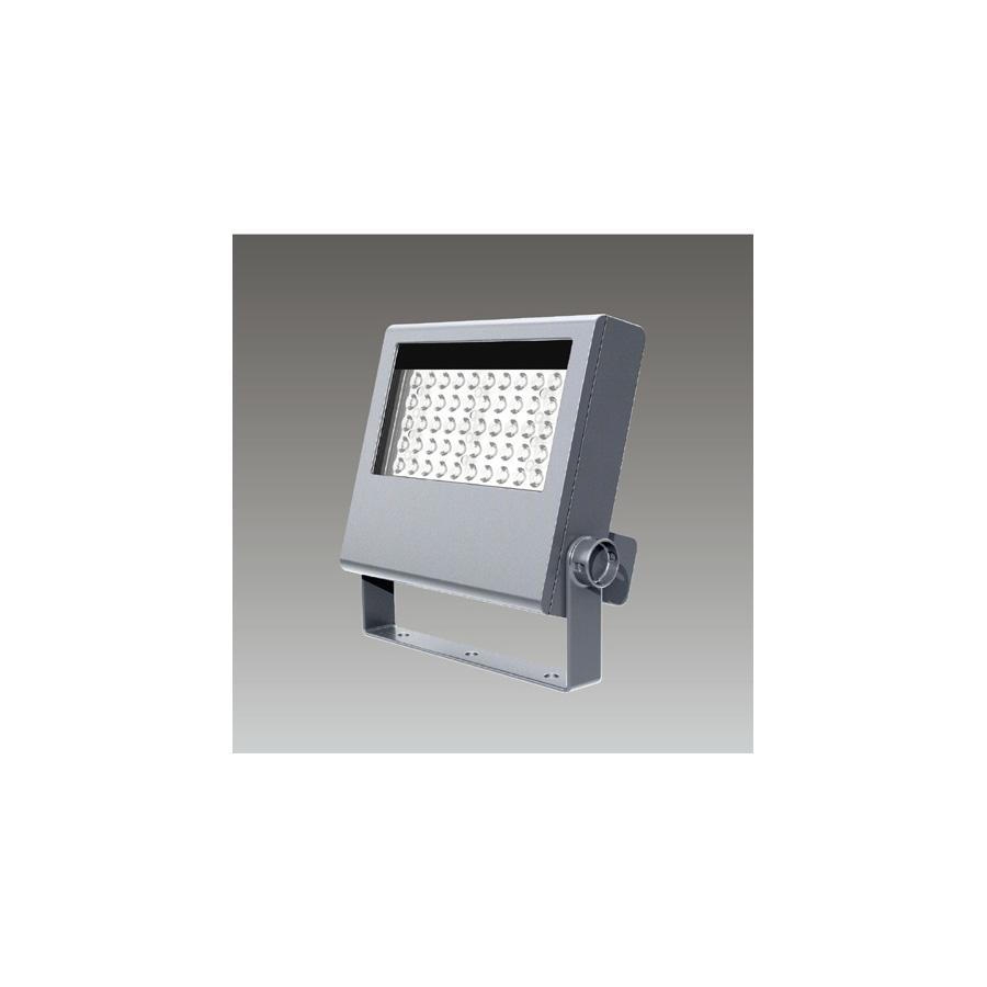 ◎東芝 屋外用LED小形角形投光器 昼白色 広角タイプ 150Wメタルハライドランプ器具相当 電源ユニット一体形 メタリックシルバー LEDS-08908NW-LS9