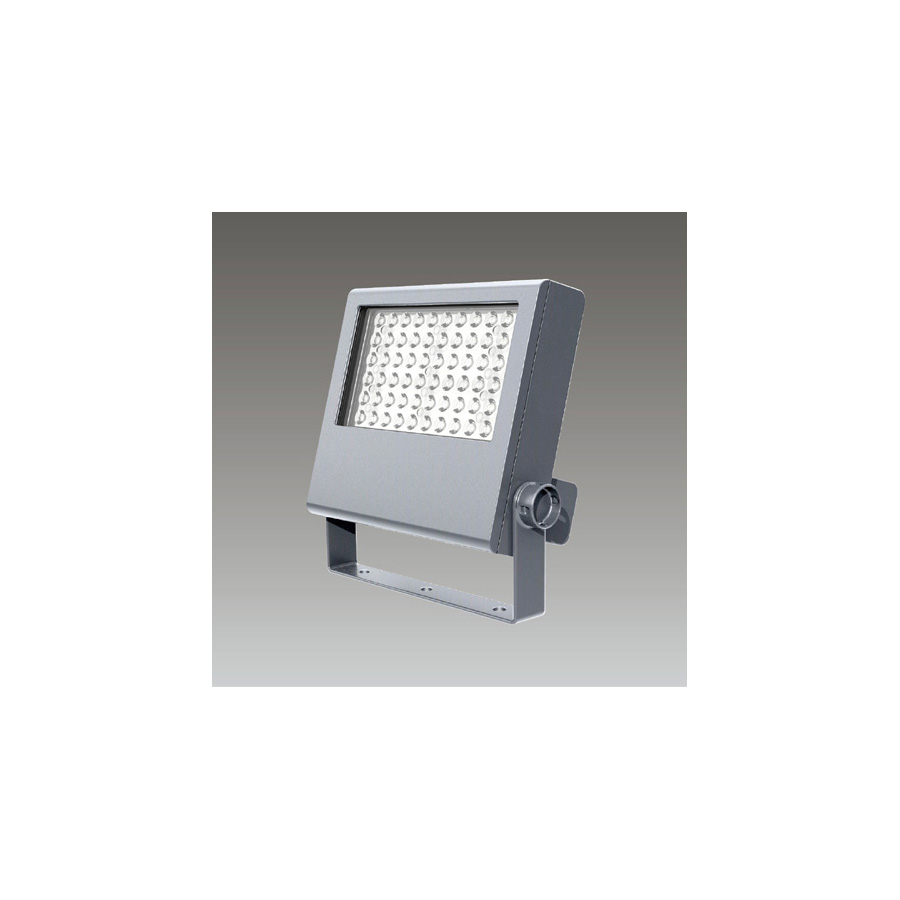 ◎東芝 屋外用LED小形角形投光器 昼白色 中角タイプ 200Wメタルハライドランプ器具相当 電源ユニット一体形 メタリックシルバー LEDS-10902NM-LS9
