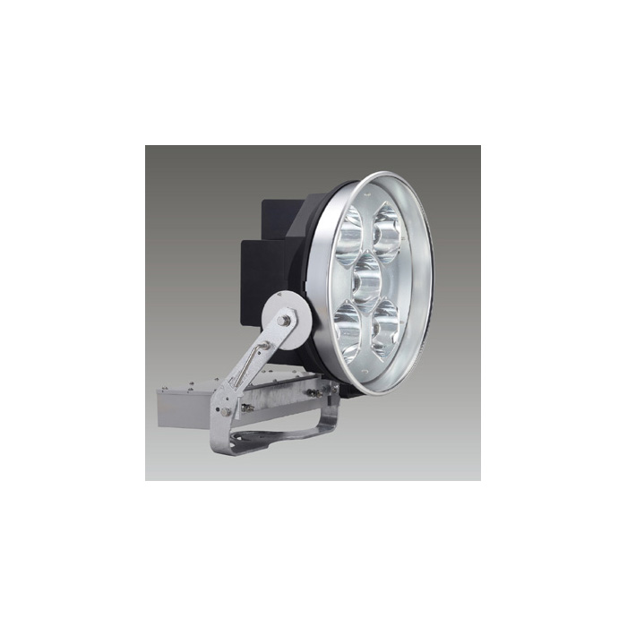 ◎東芝 屋外用LED投光器 昼白色 広角形 1kW効率重視形メタルハライドランプ器具相当 耐塩形 電源ユニット一体形 LEDS-50407NW-LJ2 ※受注生産品
