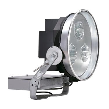 東芝 屋外用LED投光器 昼白色 広角形 1kW効率重視形メタルハライドランプ器具相当 耐塩形 電源ユニット一体形 LEDS-50409NW-LJ2 ※受注生産品