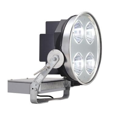 ◎東芝 屋外用LED投光器 昼白色 中角形 1.5kW効率重視形メタルハライドランプ器具相当 重耐塩形 電源ユニット一体形 LEDS-70410NM-LJ2 ※受注生産品