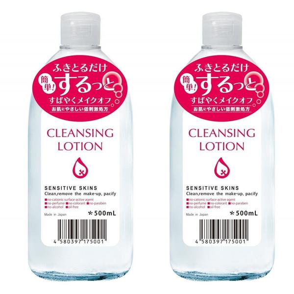 【ノンパラベン】保湿効果の高い、ふき取り化粧水・クレンジングローションのおすすめは?