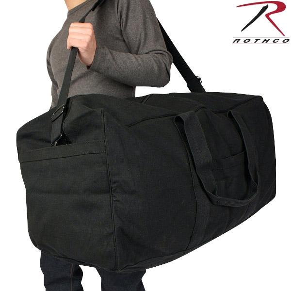 ROTHCO   Rothko assault cargo bag black military back