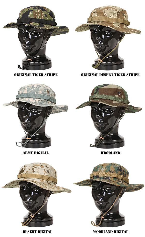 WAIPER RAKUTENICHIBATEN   WIP  U.S. military Boonie Hat 16 colors ... 80c753b564cf