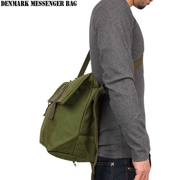 Denmark Army Messenger Bag Military Wip