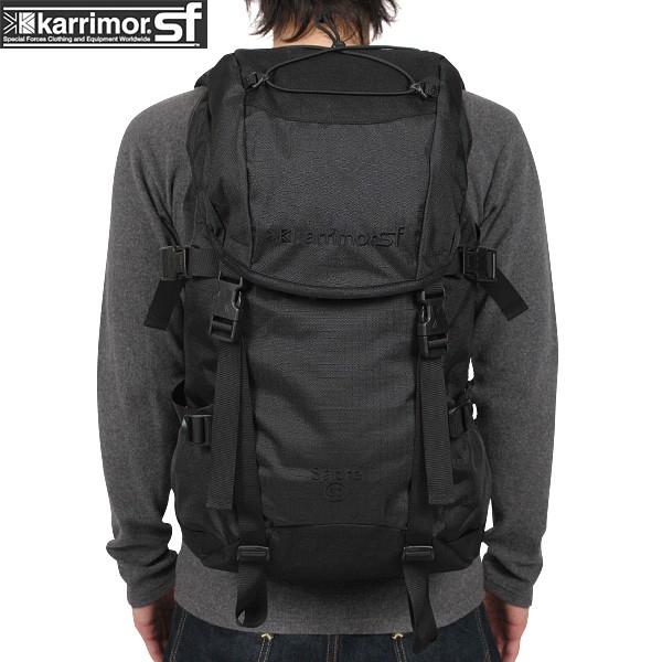 メンズ ミリタリー バッグ / karrimor SF カリマー スペシャルフォース Sabre30 (セイバー30) バッグパック リュックサック BLACK 【Sx】メンズ ミリタリー 防水性《WIP》 男性 旅行 ギフト プレゼント