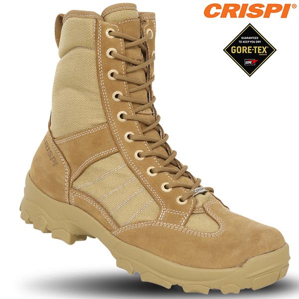 メンズ ミリタリー ブーツ / CRISPI クリスピー SWAT DESERT GTX タクティカルブーツ COYOTE ゴアテックス シューズ メンズ 《WIP》【クーポン対象外】[Px] ミリタリー 男性 ギフト プレゼント