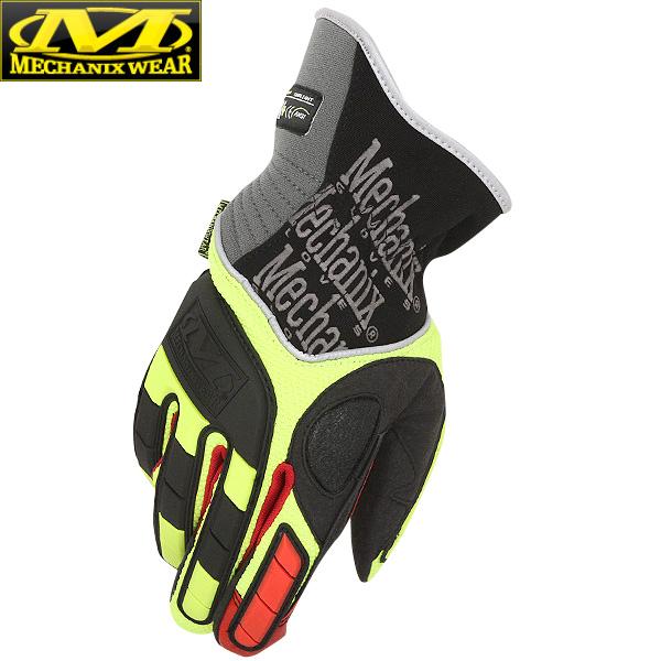 【21%OFFセール開催中】Mechanix Wear メカニックスウェア M-Pact EXP-1 Glove エムパクトグローブ Hi-Viz Yellow メンズ ミリタリー グローブ 手袋 装備 バイク レース サバゲー サバイバルゲーム グローブ 冬 【キャッシュレス5%還元対象品】