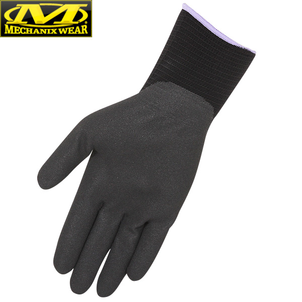 "Knit Nitrile Glove ""WIP"""