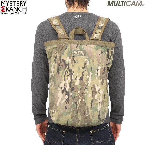 【送料無料】MYSTERY RANCH ミステリーランチ BOOTY BAG MultiCam 【トートバッグ】 バックパック トートバッグ、リュックとして使用できる2WAYバッグ《WIP》【クーポン対象外】ミステリーランチ mystery ranch ミステリーランチ ミリタリー 男性 旅行【SX】