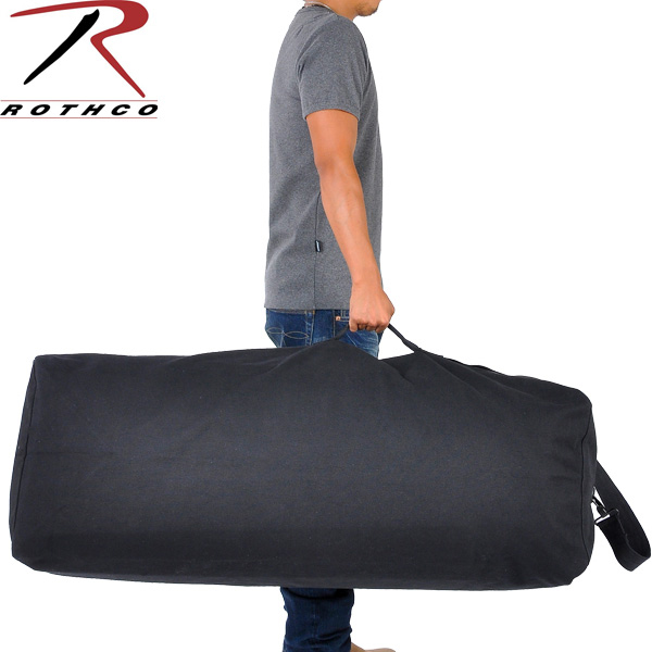 1a5c233946ed WAIPER RAKUTENICHIBATEN  ROTHCO   Rothko Duffle top load canvas bag ...
