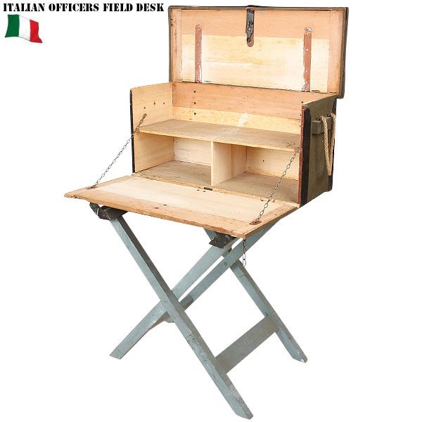 意大利軍隊官員場桌子《WIP》軍事男性禮物禮物
