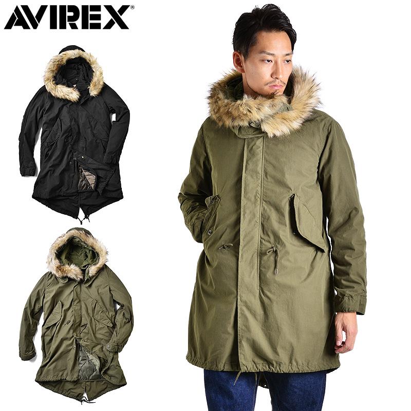 Military select shop WIP | Rakuten Global Market: AVIREX M-65 ...