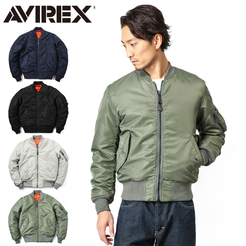 Military select shop WIP   Rakuten Global Market: AVIREX Avirex MA ...