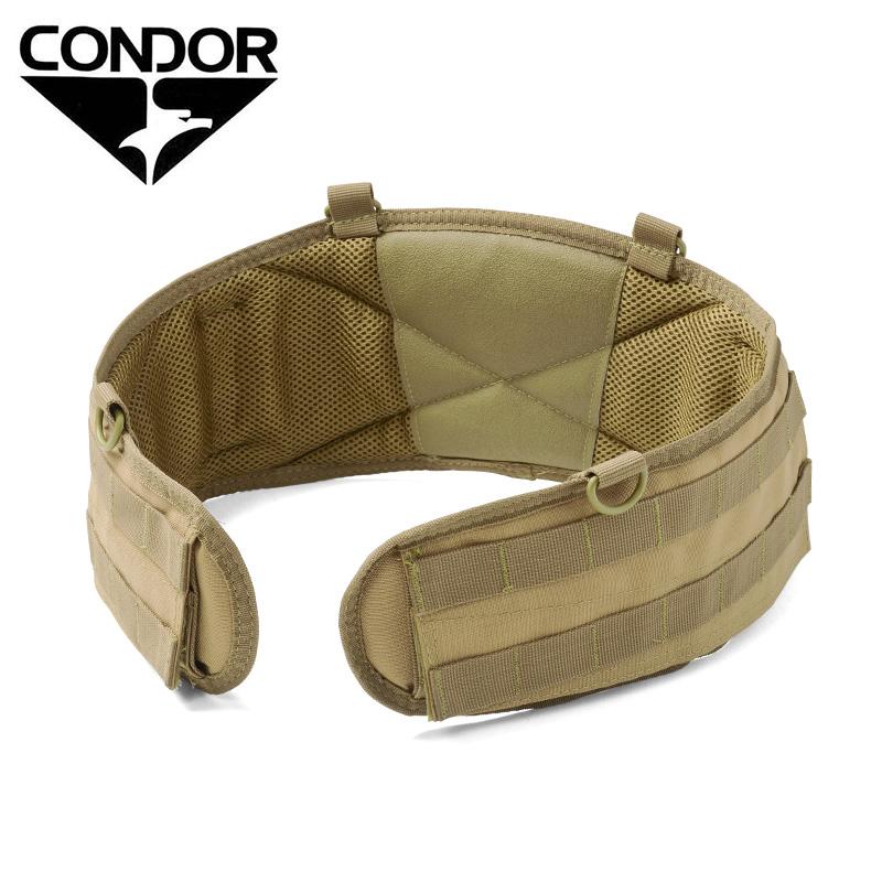 CONDOR コンドル 241 Gen II Battle ベルト COYOTE【クーポン対象外】ミリタリー 軍物 メンズ  【キャッシュレス5%還元対象品】