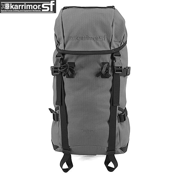 karrimor SF カリマー スペシャルフォース Sabre 30 バッグパック GREY/BLACK 【日本限定カラー】【クーポン対象外】《WIP》ミリタリー 軍物 メンズ 男性 ギフト プレゼント