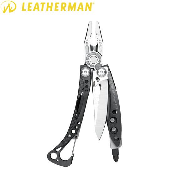 【割引クーポン対象品】LEATHERMAN レザーマン SKELETOOL CX スケルツール シー・エックス ミリタリー 軍物 メンズ