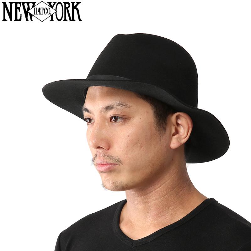 New York Hat ニューヨークハット 5305 HOMESTEAD フェルトハット  /ミリタリー 軍物 メンズ  【キャッシュレス5%還元対象品】