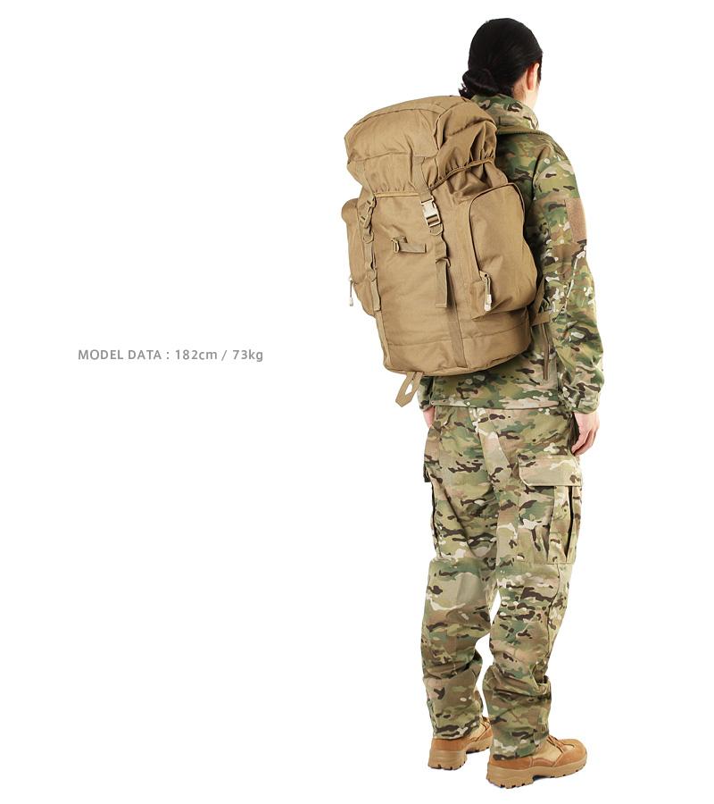 """男裝軍事袋 / ROTHCO 羅斯科 45 L 戰術背包戰術背包 2 顏色""""WIP""""軍人旅行生活禮品贈品"""