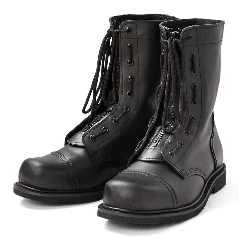 b56e0e295cc ROTHCO Roscoe G.I. STYLE oar leather pilot boots STEEL TOE 5092/ military  forces thing men gift