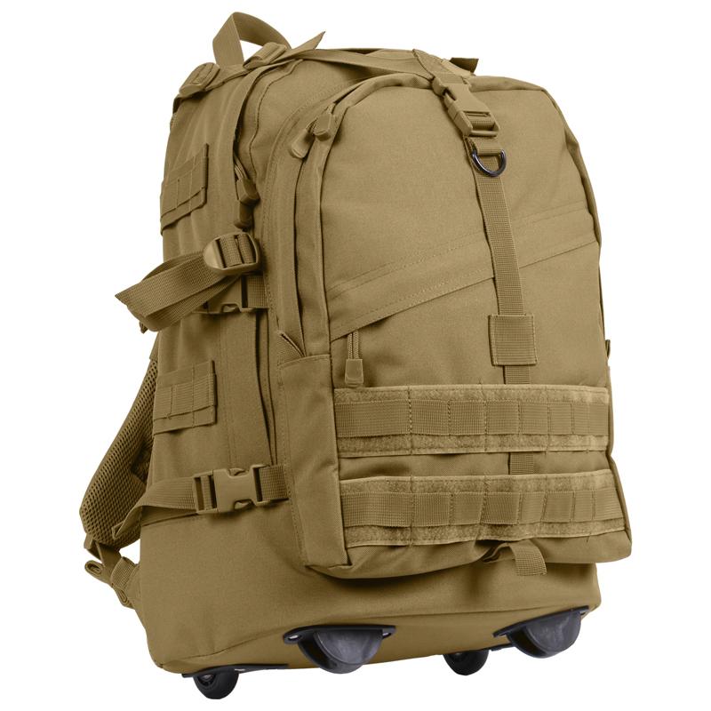 男子的軍事包/ROTHCO/洛杉磯柯羅環LARGE TRANSPORT PACK《WIP》軍事男性旅遊新生活禮物禮物