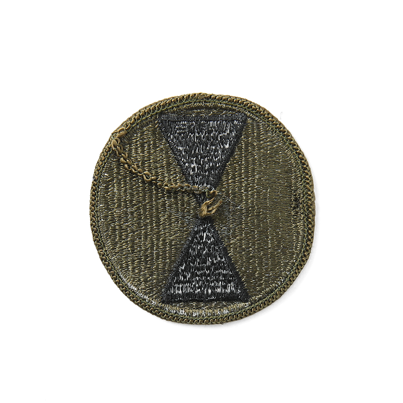 ROTHCO Rothko 72136 7TH INFANTRY DIVISION patch