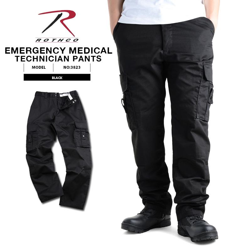 ROTHCO Rothko 3823 DELUXE E.M.T.(EMERGENCY MEDICAL TECHNICIAN) pants
