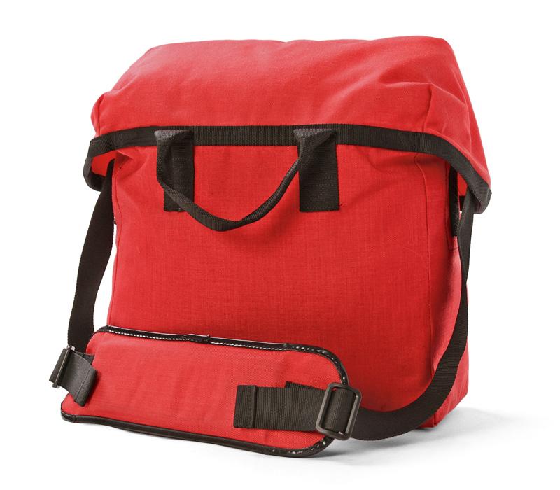 0b1a4a73bf1 Brand name, The real thing. British ROYAL MAIL messenger bag SMALL yellow  reflector USED