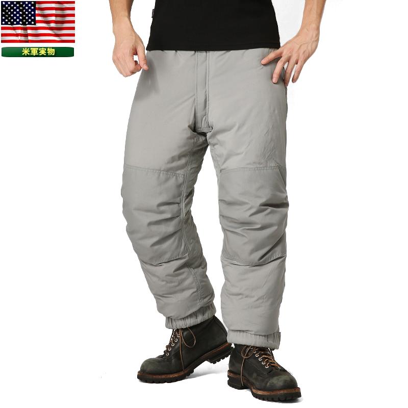 【25%OFFセール開催中】アメリカ軍 実物 新品 米軍APCU Gen III Level 7 パンツ 【ミリタリーパンツ】【ECWCS】《WIP》 ミリタリー 春 ギフト プレゼント