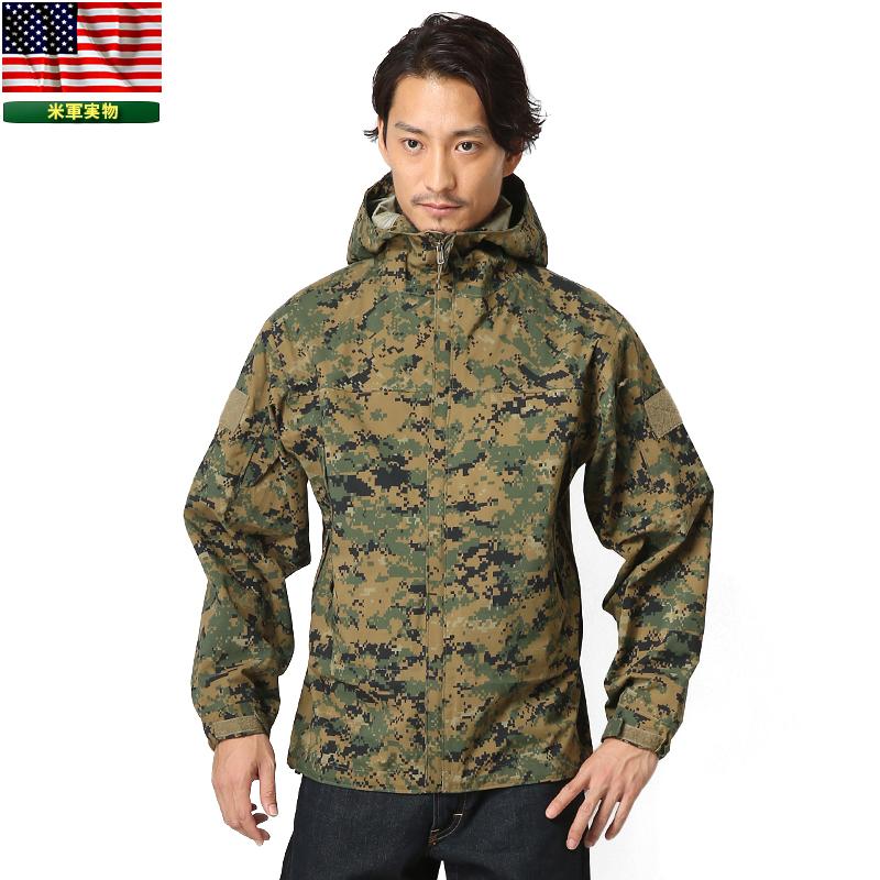 【25%OFFセール開催中】実物 新品 米海兵隊 U.S.M.C. HARD SHELL ジャケット SO 1.0 MARPAT《WIP》ミリタリー 軍物 メンズ 男性 ギフト プレゼント