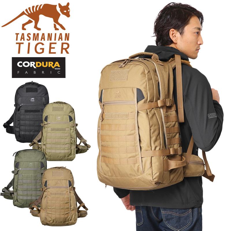 TASMANIAN TIGER タスマニアンタイガー MISSION PACK ミッションパックミリタリー 軍物 メンズ  【Sx】【キャッシュレス5%還元対象品】