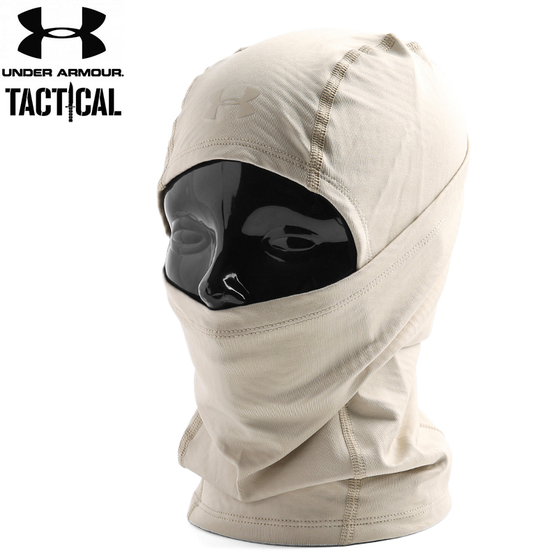 under armour men's coldgear infrared tactical hood