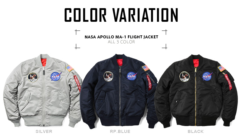nasa apollo flight jacket - photo #25