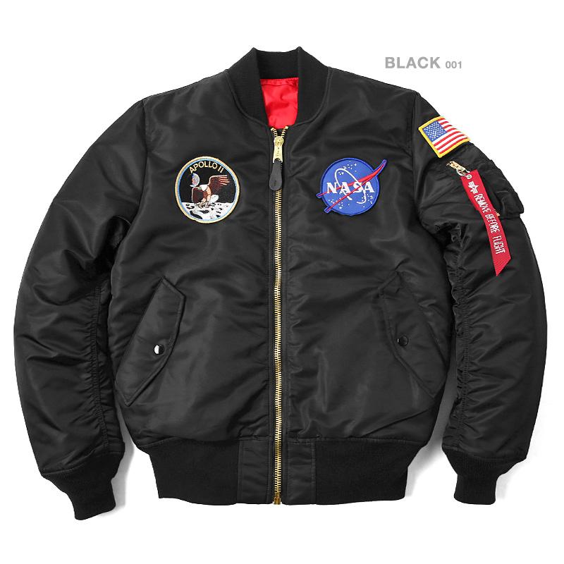 ALPHA アルファ NASA APOLLO MA-1 TIGHT フライトジャケット《WIP》