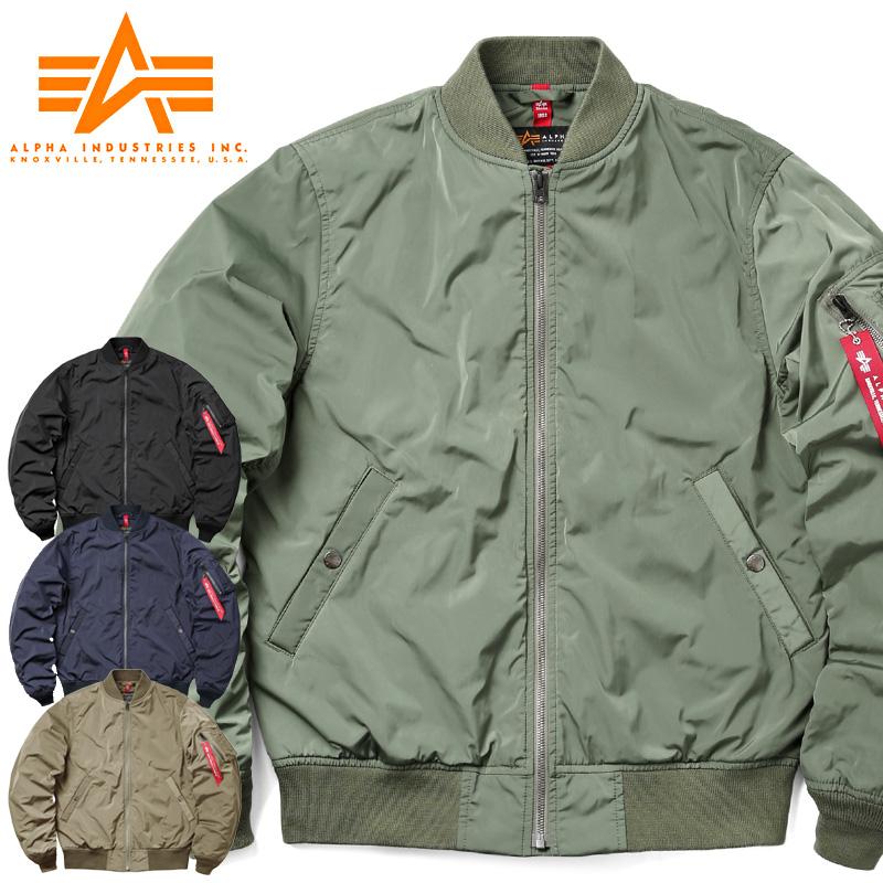 ALPHA アルファ TA1450 BONDING L-2Bフライトジャケット / ミリタリージャケット ボンディング L2 【キャッシュレス5%還元対象品】