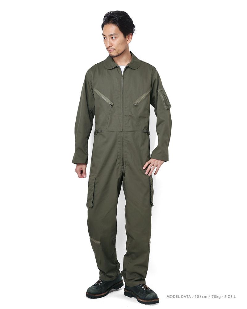 Waiper Rakutenichibaten Military Usaf K 2b Flying Suit 3