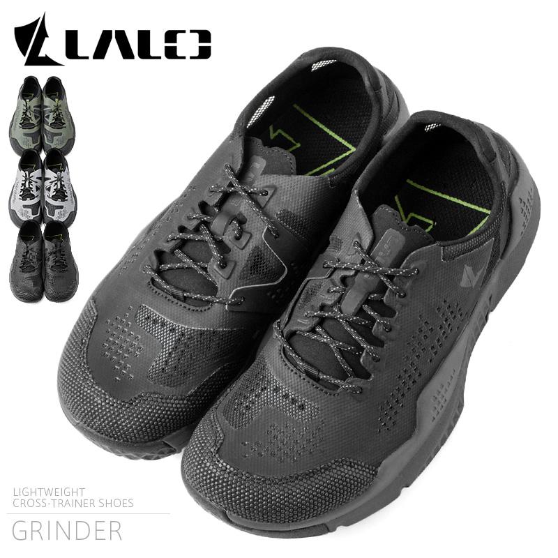 【20%OFFセール開催中】LALO TACTICAL ラロタクティカル BU002 GRINDER(グラインダー) トレーニングシューズ《WIP》ミリタリー 軍物 メンズ 男性 ギフト プレゼント